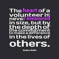 Quotes About Volunteering Best 48 Inspirational Quotes About Volunteering Mika Jolie