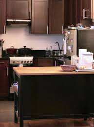 Belmont Black Kitchen Island Why This Kitchen Island Is My Favorite Thing In My Apartment Kitchn