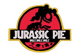 146895 - artist:lightdegel, jurassic park, logo, pinkie pie, ponies ...