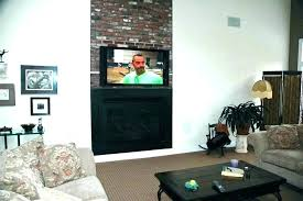 how to hang tv above fireplace how high to hang how how high to place above how to hang tv above fireplace