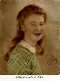 "Doris C ""Dolly"" Carney Gary (1929-1987) - Find A Grave Memorial"