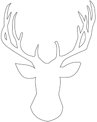 Small Picture Printable Reindeer Patterns Coloring Coloring Pages