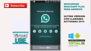 descargar whatsapp android