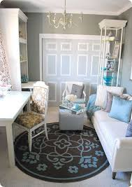love this this chick has amazing diy stuff on her blog amazing diy home office