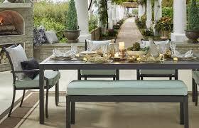 modern outdoor ideas um size matira metal outdoor inch rectangular dining set inspire actress mathira