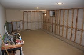 Ideas For Basement Walls Inaracenet - Finish basement walls