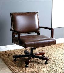 wood desk chair medium size of leather desk chair elegant desk chairs wood trim leather wooden