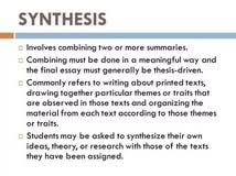 synthesis essay thesis teen essays help writing a process synthesis essay topics example