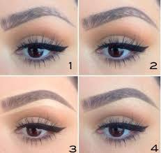 how to get perfect eyebrows without plucking