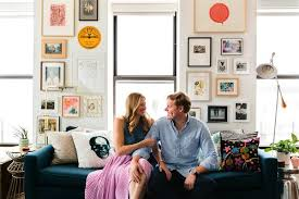 How To Decorate An Apartment Without Painting Awesome When Decorating Styles Clash The New York Times