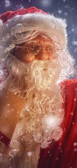 Christmas, Santa Claus, gifts, snow ...