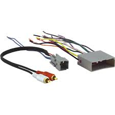metra 70 5521 amplifier harness for select 2003 2005 ford vehicles