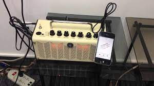 Amplificador Yamaha THR5 - YouTube