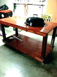 grill prep station grill prep table outdoor food side and station medium size ll p home depot grill prep station