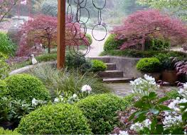 Small Picture A Lush But Water Wise Garden Arthur Lathouris