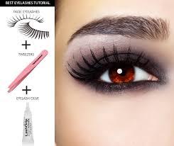 best eyelash glue. diy best false eyelashes eyelash glue