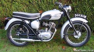 triumph tiger cub classic motorcycle review guide and model