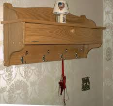 Coat Rack Woodworking Plans