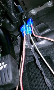 how to install amp for subs for '11 charger dodge charger forum Dodge Charger Wiring Harness basically do everything in reverse, plug that harness back in until it clicks test your car in acc mode again to make 2007 dodge charger wiring harness