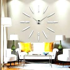 36 wall clock inch wall clock oversized rustic wall clocks clocks wall clock large inch wall