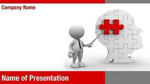 Human Brain Research Powerpoint Templates Human Brain Research