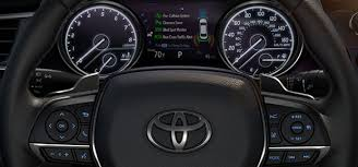 2018 camry interior. it uses its space well and gives drivers all of the conveniences they need. new camry is sure to please old fans as attract ones. 2018 interior