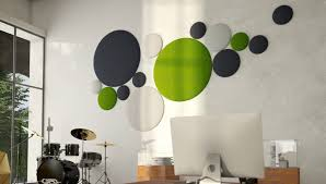 decorative acoustic panels screens by wobedo design of sweden design source guide