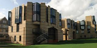 Brilliant Modern Architecture Oxford Jowett Walk Part Of Balliol Inside Design Ideas