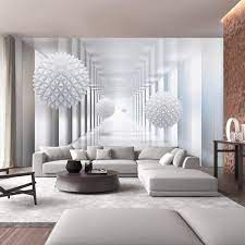 SUMGAR Custom 3D Wall Murals Space for ...