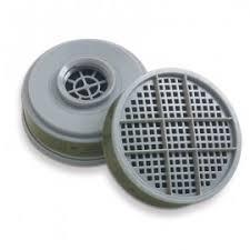 Honeywell Respirator Cartridge Chart Half And Full Face Respirator Masks Fit Test Size Chart