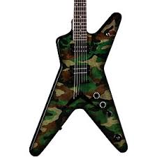 dean ml guitar internal wiring diagram dean auto wiring diagram dean dimebag dime camo ml electric guitar custom graphic on dean ml guitar internal wiring diagram