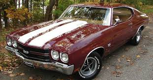 Great Muscle Cars Of All Time