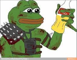 Photo Chop: The Rare Pepe Edition | The Toilet Ov Hell | RIP Boz via Relatably.com