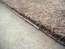 broadloom carpet edge raw unfinished