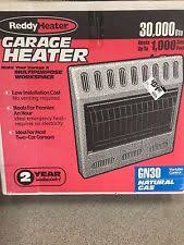 reddy heater home improvement reddy heater 30 000 btu garage heater natural gas gn30