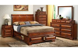 king size storage bedroom sets. Fine Bedroom South Coast  Cherry King Size Storage Bedroom Set On Sets C