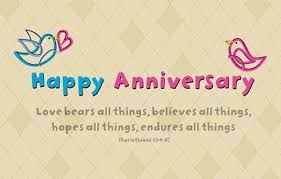 Anniversary Quote Impressive Religious Happy Anniversary Quote Pictures Photos And Images For