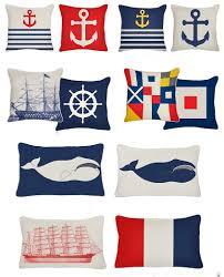 indooroutdoor nautical throw pillows from thomas paul