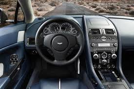 2016 Aston Martin V8 Vantage Roadster Interior Photos Carbuzz