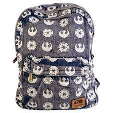 <b>Star Wars</b> - Emblems Print Loungefly <b>Backpack</b> - EB Games Australia