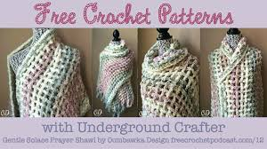 Free Beginner Crochet Prayer Shawl Patterns New Design Inspiration