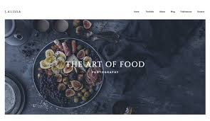 Commercial Editorial Website Templates Photography Wix Com