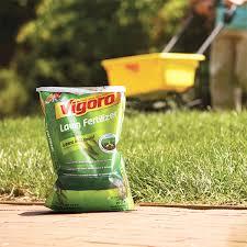 lawn fertilizer