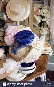 mount dora florida mt historic downtown garden gate tea room tearoom parlor restaurant business victorian decor hat display gif