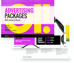 Template For Advertising Advertising Proposal Template Free Sample Proposify
