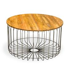 topic to halo outdoor round coffee table leather storage
