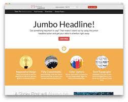 best responsive wordpress themes colorlib ward customizable theme
