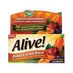 <b>Alive</b>! <b>Daily Energy</b> Multivitamin