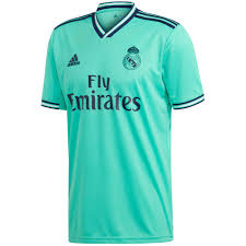 Adidas Real Madrid 2019 Third Jersey