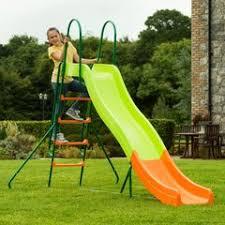 10ft wavy slide